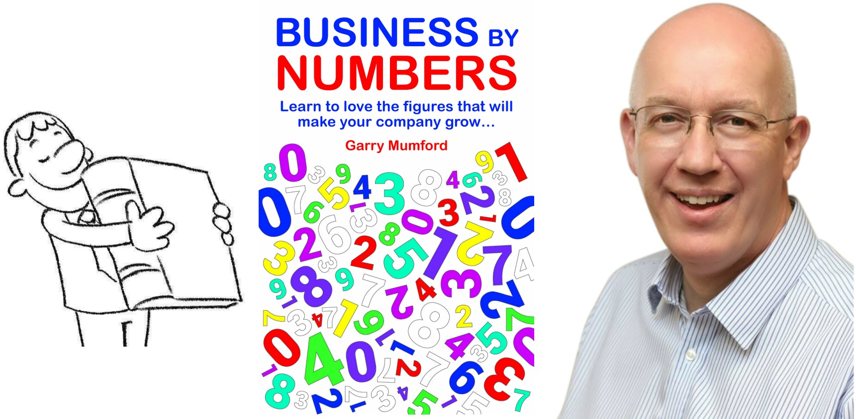 Business by Numbers written by Garry Mumford